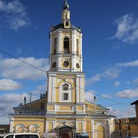 Свято-Никольская церковь на Белёвской горке