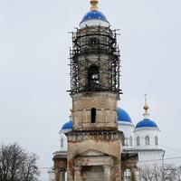 Ново-Благовещенский собор с колокольней