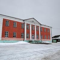 Здание Мещовска