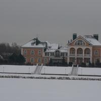 Новонарвское шоссе.