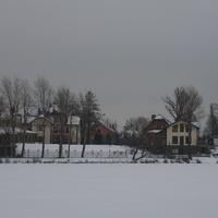 Новонарвский переулок.