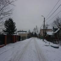 Улица Целинная.