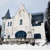 Главный усадебный дом лейб-медика Императорского двора С.П. Федорова