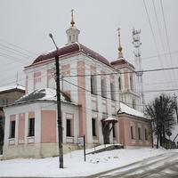 Церковь Воздвижения Честного Креста Господня