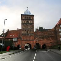 Городские ворота Любека