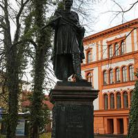 Памятник Блюхеру