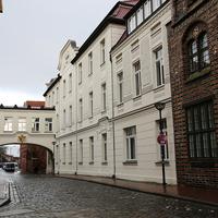 Улица города Росток