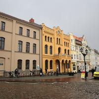Улица города Висмар