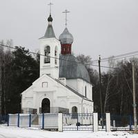 Церковь Владимирской иконы Божией Матери и Георгия Победоносца