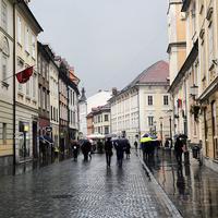 Улица Любяны