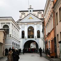 Ворота «Острая брама»