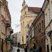 Улица Вильнюса