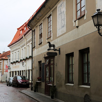 Улица города Вильнюс