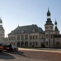 Дворец краковских епископов
