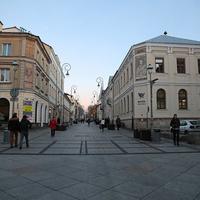 На улице Кельце