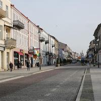 Улица города Радом