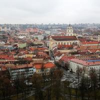 Жилые дома города Вильнюс