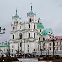 Кафедральный костел Св. Франциска Ксаверия