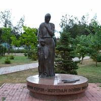 Памятник детям Керчи - жертвам войны