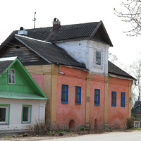 Древнейшая гражданская постройка Осташково