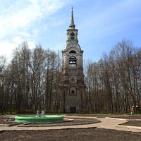Колокольня Преображенской церкви