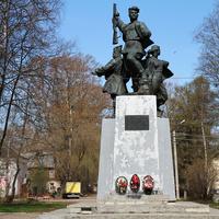 Памятник войнам ВОВ