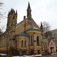 Лютеранская кирха св. Иоанна