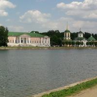 Музей-усадьба Кусково