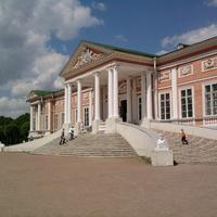 Большой дворец усадьбы Кусково