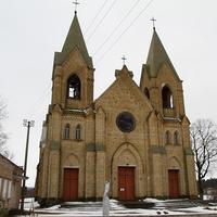 Неоготический Костёл Богоматери Руженцовой и святого Доминика