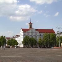 Площадь Чернигова