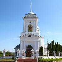 Воздвиженская церковь