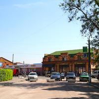 Пешеходная зона Нежина