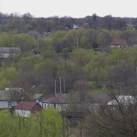 Ревівка-хати на лівому березі Тясмина(Новоселиця і Зайцівка) .