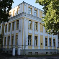 Здание Русской гимназии