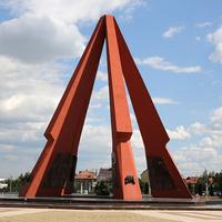 Мемориального комплекса «Вечность»