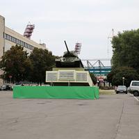 Памятник Воинам освободителям