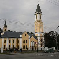 Костел Рождества Девы Марии