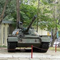 трофейный танк