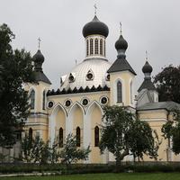 Церковь Воскресения Словущего в Пинске