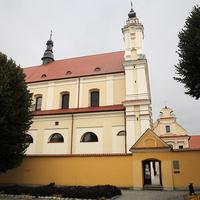 Монастырь Францисканцев: Костел Вознесения Девы Марии