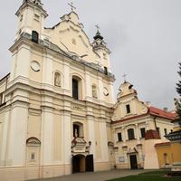Францисканский костел Успения