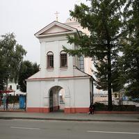 Пинский Монастырь бернардинцев