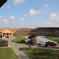 Территория Луцкого замка