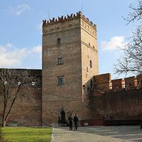 Стыровая башня Луцкого замка