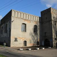 Малый замок (Синагога)