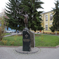 Памятник пластунам