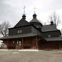 Коломыянская Благовещенская церковь
