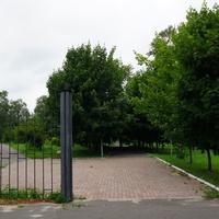 Мемориальный парк в Бронницах