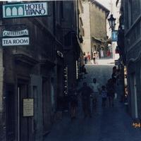 Улица ведущая к главной площади